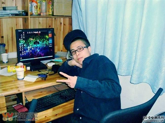 2009年零距离办公室.jpg